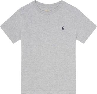 Ralph Lauren Kids Logo Embroidered T-Shirt (6-14 Years)