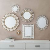 west elm Peruvian Mirror - Medium