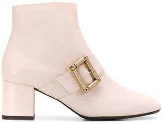 Anna Baiguera buckle detai boots