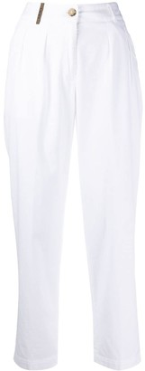 Peserico Tailored Straight Leg Trousers