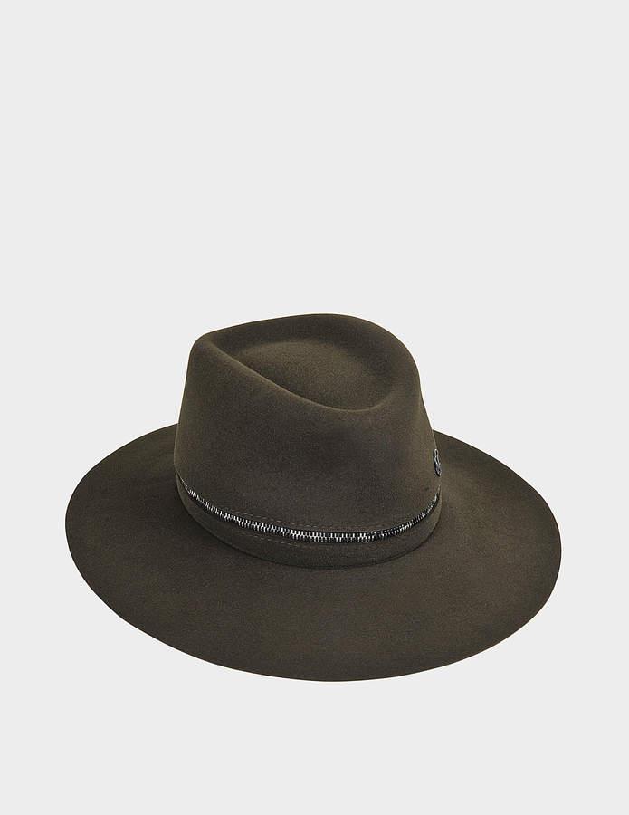 Maison Michel Zip It! Charles hat