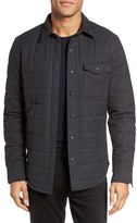 Bonobos Men's Slim Fit Quilted Shirt Jacket