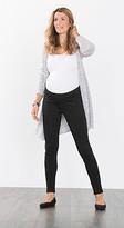 Esprit Stretch jersey treggings, over-bump waist