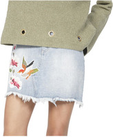 MinkPink China Heights Patch Mini Skirt