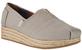 Skechers BOBS Espadrille Wedge Slip-Ons - High Jinx