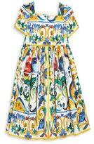 Dolce & Gabbana Toddler's, Little Girl's, & Girl's Pleated Dress