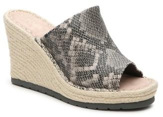Toms Monica Espadrille Wedge Sandal