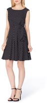Tahari Petite Women's Fit & Flare Dress
