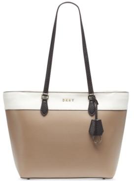 DKNY Bobi Leather Tote