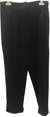 Whistles Black Trousers for Women