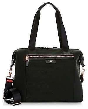 Storksak Women's Stevie Nylon Diaper Bag