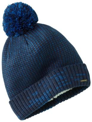 L.L. Bean L.L.Bean Women's Winter Lined Pom Hat