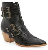 Matisse Women's 'Harvey' Embossed Buckle Boot
