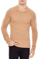 Sandro Long Sleeve Slim Fit Sweater