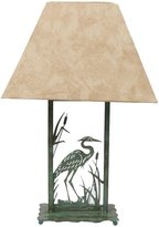 DEI Heron Die Cut Lamp