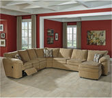 Signature Design by Ashley Coats 4-pc. Reclining Loveseat Sectional