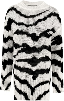 Stella McCartney Long Sleeve Crew-neck Sweater