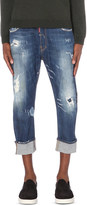 DSQUARED2 Big Brother regular-fit cropped jeans