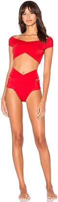 Oye Swimwear Lucette Bikini Set