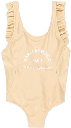 Karl Lagerfeld Paris Rue St-Guillaume swimming costume