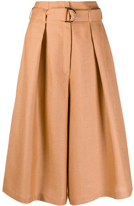 Atu Body Couture Belted Skirt