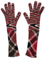 Missoni Cashmere Striped Gloves