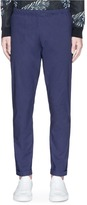 Paul Smith Drawstring cotton jogging pants