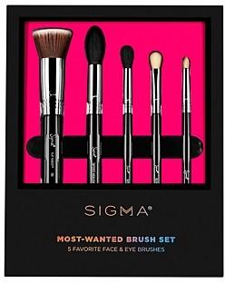 Sigma Beauty Most Wanted Brush Gift Set