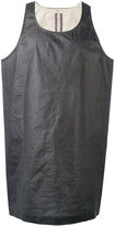 Rick Owens oversized vest - men - Cotton - S