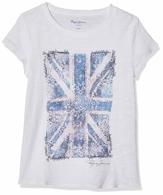 Pepe Jeans Girl's Taylor T-Shirt