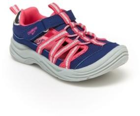 Osh Kosh Toddler Girl's Charis Bump Toe Sneaker