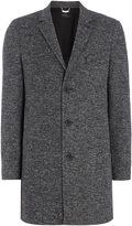 Religion 3 Button Overcoat