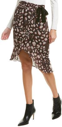 IRO Lingo Wrap Skirt