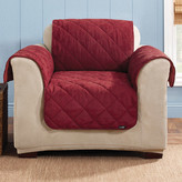 Sure Fit Soft Suede Armchair Slipcover