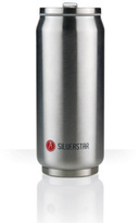 Sale - Canette isotherme Can'it 500ml Silvery - Les Artistes