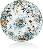 Hermes Carnets D'Equateur Large Round Platter