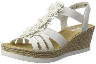 Rieker Women's 61949 Closed Toe Sandals