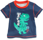 First Impressions Baby T-Shirt, Baby Boys T-Rex Tee