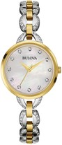 Bulova Women's Facet Bracelet Watch