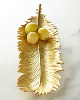Michael Aram Sago Palm Bread Plate