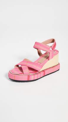 Rachel Comey Seil Wedge Sandals