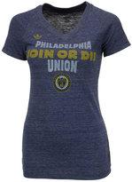 adidas Women's Philadelphia Union Slim-Fit T-Shirt
