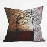DENY Designs Madart Melodrama Throw Pillow