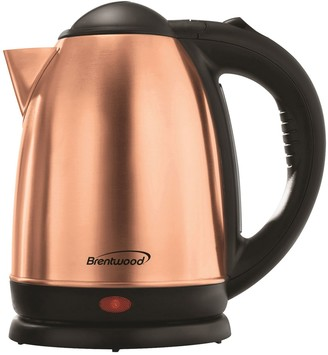 Brentwood Appliances 1.7-Liter Cordless Electric Kettle