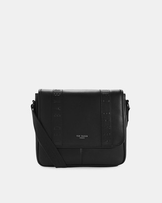 Ted Baker Debossed Messenger Bag