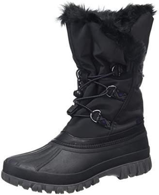 Skechers Women's Windom Boots, Black, 40 EU