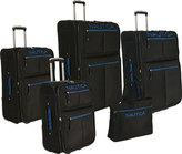 Nautica Maritime 2 Five Piece Luggage Set