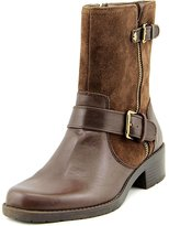Anne Klein Leyna Women US 6.5 Brown Ankle Boot
