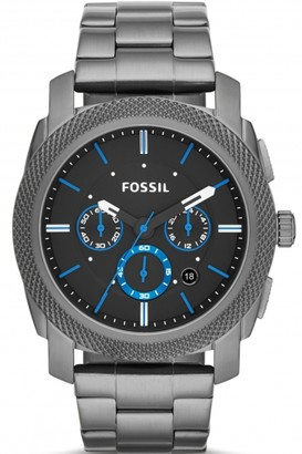 Fossil Mens Machine Chronograph Watch FS4931
