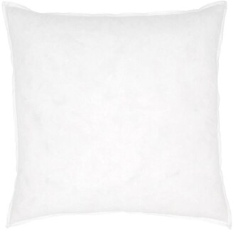 "Indigo Feather Pillow Insert 18"" x 18"""